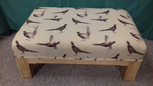 Footstool Pheasants