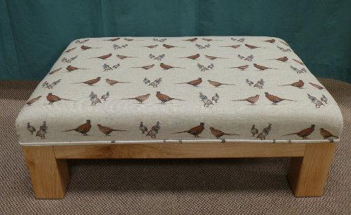 Footstool Game Birds