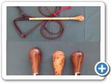 4. Knob Whip With a Cane Shaft   - £135.00