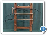 16. Whip rack £135 includes postage