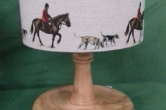 Hound table lamp