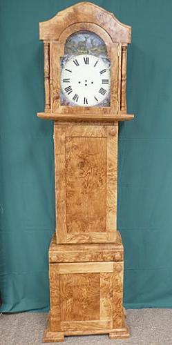 clock case
