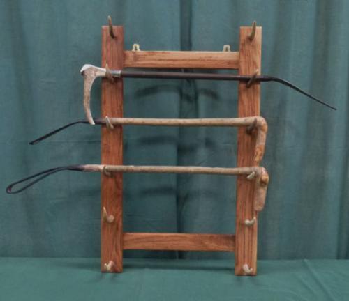 Whip rack £135 includes postage